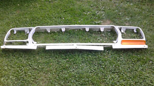 good used  front grille