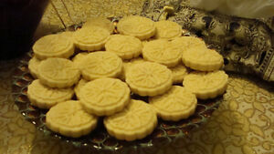 gateaux pour vos mariages/homemade cookies for your weddings West Island Greater Montréal image 5