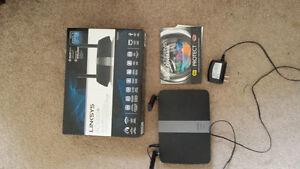 Linksys AC1200+ smart Wi-Fi Gigabit Router London Ontario image 1