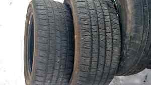 Used 225 50 17 tires