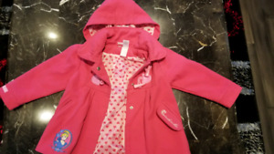 Size 3T girls jacket