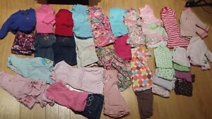 6-9M - 16+Outfits/2 Sweaters/8 Onesis-Excellent Condition