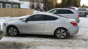 im selling the fully loaded 2008 accord coupe EXL.