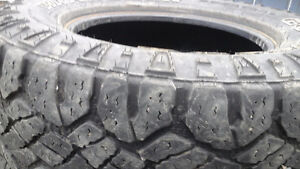 LT265/70R17 WINTER TIRES FOR SALE
