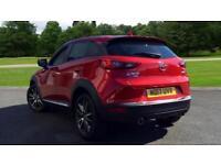 2017 Mazda CX-3 1.5d Sport Nav 5dr AWD Manual Diesel Hatchback