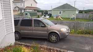 For sale Buick Terraza 2006. As is Where is