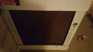 """Oxford"""" Lower Cabinet 30 x 24 x 35"""". Amber."""