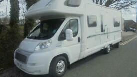 2008 Bessacarr E495 **********THIS VECHILE IS NOW SOLD**********