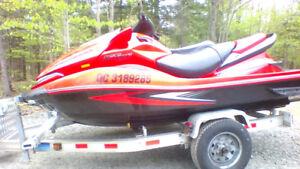 motomarine kawasaki ultra 250 2007