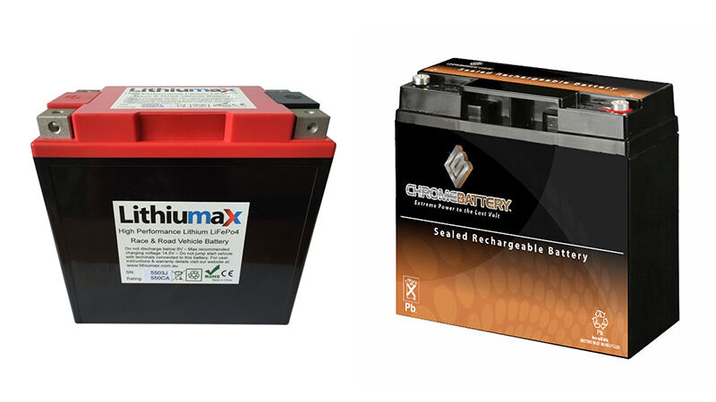 Lithium vs. Lead-Acid Car Batteries