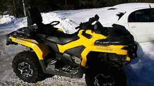 Can Am Oulander max 650