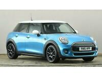 2015 MINI Hatch 1.5 Cooper D 5dr Auto [Chili/Media Pack XL] Hatchback diesel Aut