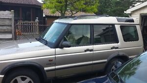 2003 Land Rover Discovery HSE7 SUV