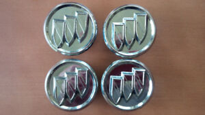 Wheel center caps / BUICK.