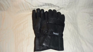 Men's Motorcycle Leather Gloves