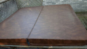 hot tub cover and parts Kitchener / Waterloo Kitchener Area image 1