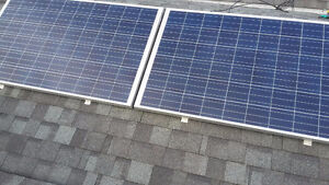 Solar generators, forget the gas and power bill!