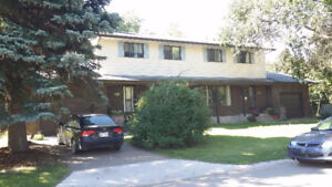 Queen Alexandra duplex 3 Bedroom University and Whyte Ave Whole