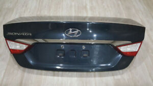 Hyundai sonata 2011-2014 OEM trunk lid with full assembly