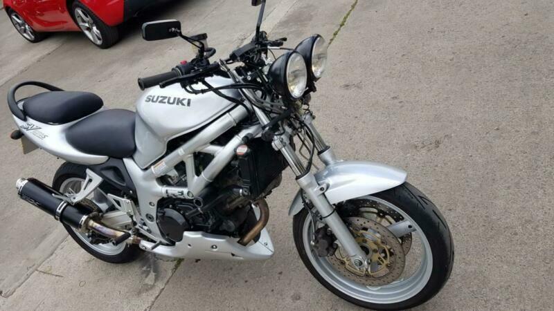 Suzuki SV650 Review - YouTube
