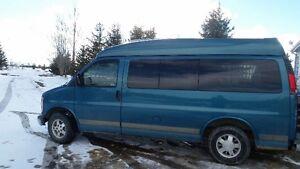 1998 Chevrolet Express Van