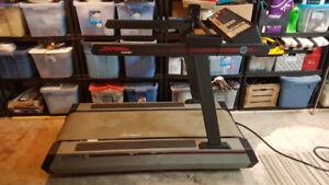 Heavy duty Life Fitness treadmill for sale 250 OBO