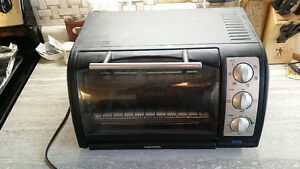 Toastess toaster oven