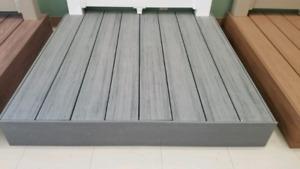 Slate Grey EnDeck PVC Decking