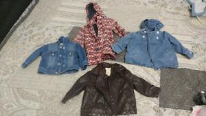 6-12 spring/summer/fall jackets