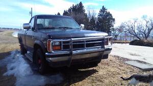 1987 Dodge Dakota Pickup Truck