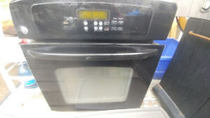 GE under the counter oven