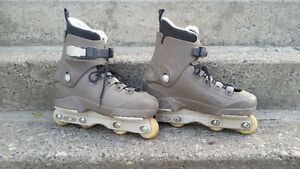 Salamon ST 8 - Aggressive grindable inline skates. Size 9.5
