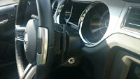 Paddle shift kit for 2013 2014 Mustang Automatic