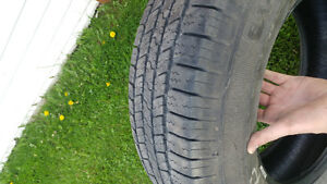 Summer tires for sell
