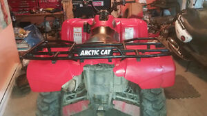 2007 arctic cat 500 4x4