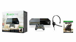 ***XBOX ONE LIMITED EDITION ADVANCE WARFARE Kinect included***