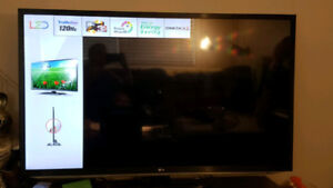 LG 55inch 3D TV - 55LM5800 - Mint Condition