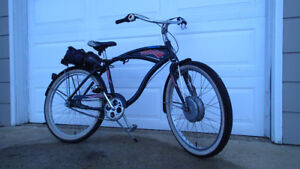Norco electric cruiser bike