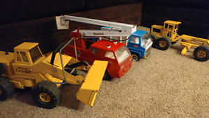 Large vintage Tonka 500$plus value. on sale 120$ for all
