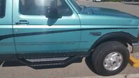 Everything done 1995 Ford F-250 XL Pickup Truck