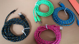 Android charging cords