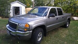 2006 GMC Crew Cab and 1998 Travel Trailer Combo