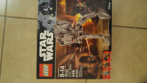 Star wars lego playset