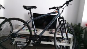 Two hybrid bikes, half price, 2 months old - $150 & $300