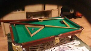 Table Top-  Pool Table