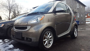 2009 Smart Fortwo Pure Coupe (2 door) 3750$