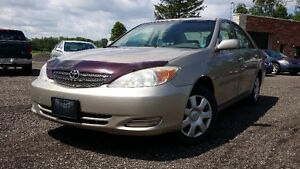 2002 Toyota Camry LE Sedan - CERTIFIED & E-TESTED!