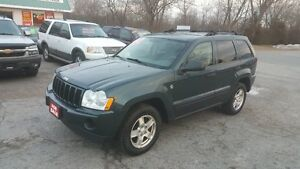 JEEP GRAND CHEROKEE 4X4 *** CERTIFIED *** $6995