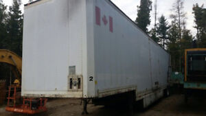 **1997 Kentucky Moving Trailer with Supplies**