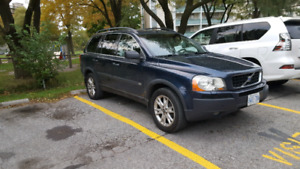 Volvo xc90 Navigation 7seater fully loaded,2.9 T6 3995$
